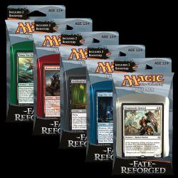 Intro Packs FRF: Set de 5
