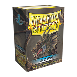 Protectores Dragon Shield x100