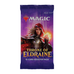 Sobres de Throne of Eldraine