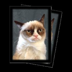 Protectores Grumpy Cat x50