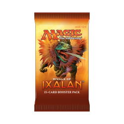 Sobres de Rivals of Ixalan