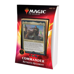 Commander 2020: Ruthless...
