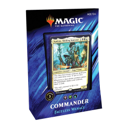 Commander 2019: Faceless...