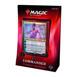 Commander 2018: Exquisite...