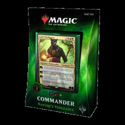 Commander 2018: Nature's...
