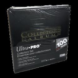 Carpeta + 100 Folios Ultra PRO