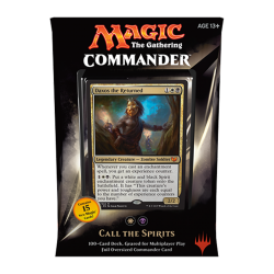 Commander 2015: Call the...