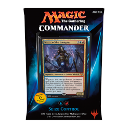 Commander 2015: Seize Control